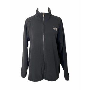 Men's size XL The North Face black full zip coat